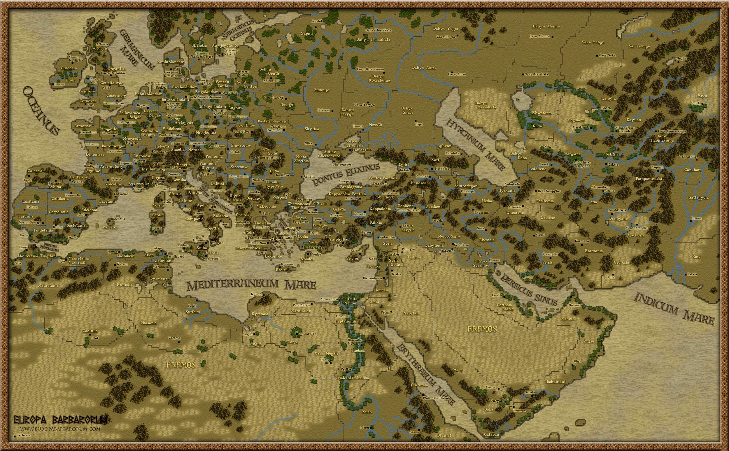 EB-map