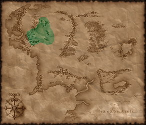 Eriador - kingdom of Arnor