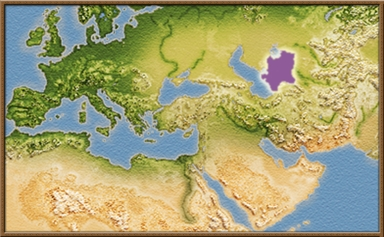 Pahlava mapa