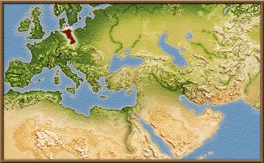 Sweboz mapa
