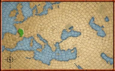 Arverni mapa