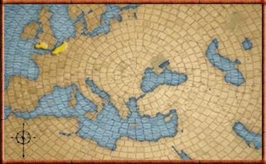 Belgae mapa