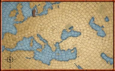 Cimbri mapa