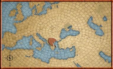 Macedon mapa
