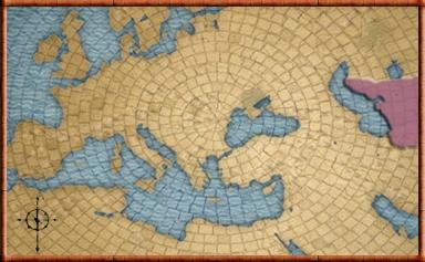 Parthia mapa