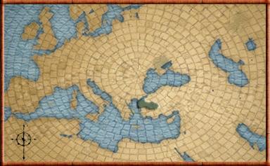 Pergamon mapa
