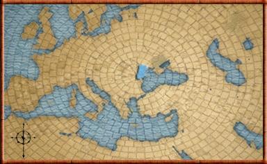 Scythia mapa